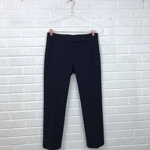 Piazza Sempione Audrey Straight-Leg Cropped Pants